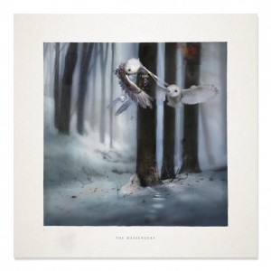 Giclée print - THE MESSENGERS *FREE SHIPPING*